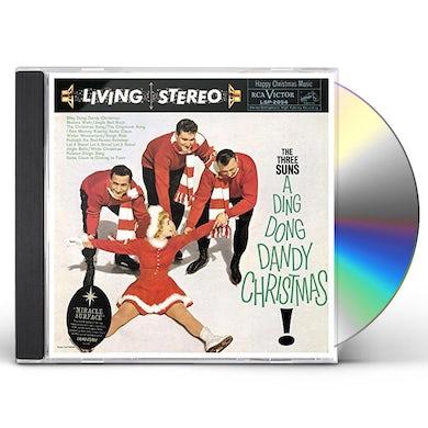 Three Suns DING DONG DANDY CHRISTMAS CD