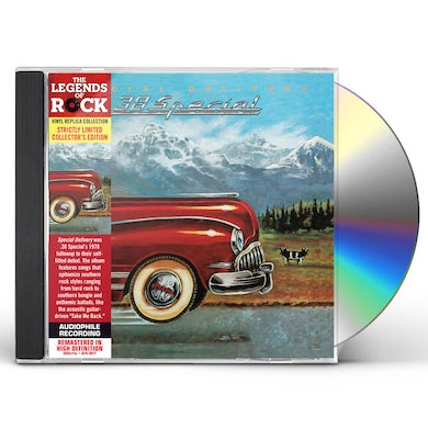 38 Special SPECIAL DELIVERY CD