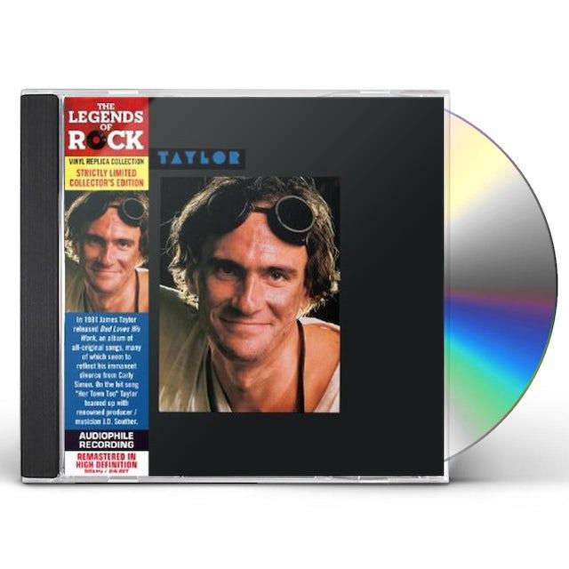James Taylor DAD LOVES HIS WORK CD