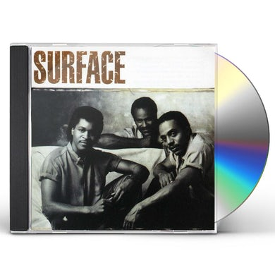 SURFACE (BONUS TRACKS EDITION) CD