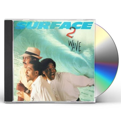 Surface 2ND WAVE: EXPANDED EDITION CD