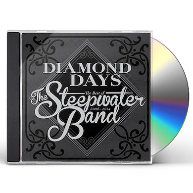 DIAMOND DAYS: BEST OF THE STEEPWATER BAND 2006-14 CD
