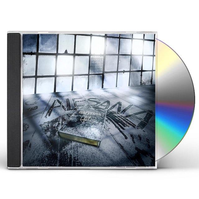 Alesana CONFESSIONS CD