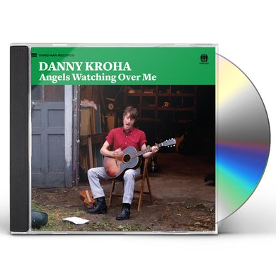 Danny Kroha ANGELS WATCHING OVER ME CD