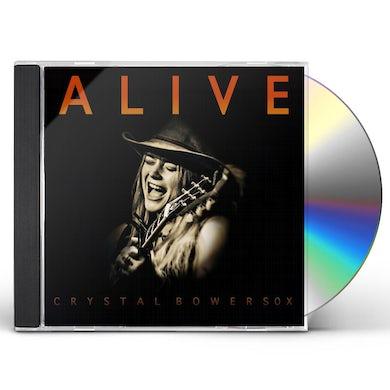 Crystal Bowersox ALIVE CD