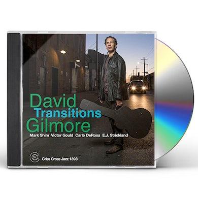 David Gilmore TRANSITIONS CD