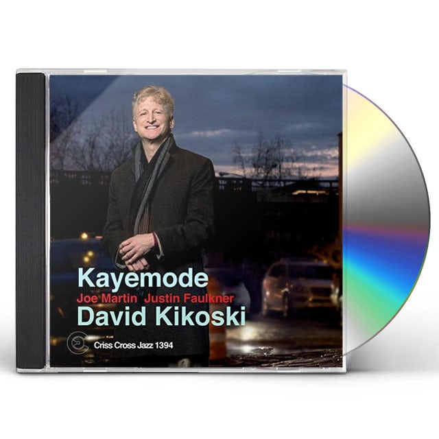 David Kikoski KAYEMODE CD