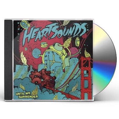 Heartsounds UNTIL WE SURRENDER CD
