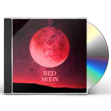 KARD RED MOON CD
