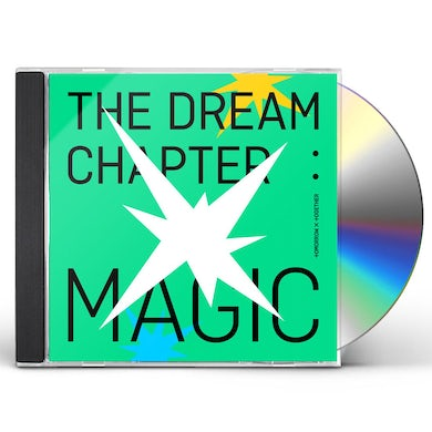 TOMORROW X TOGETHER DREAM CHAPTER: MAGIC CD