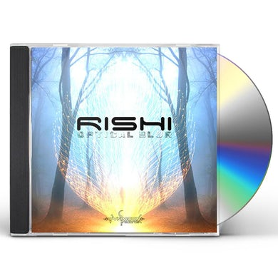 Rishi OPTICAL BLUR CD