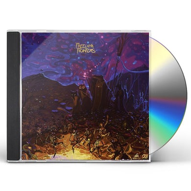 Freedom Fighters EDGE CD