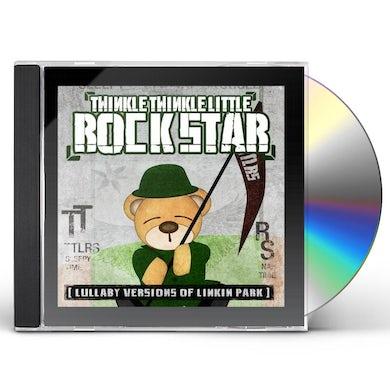 Twinkle Twinkle Little Rock Star LULLABY VERSIONS OF LINKIN PARK (MOD) CD