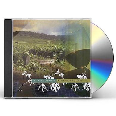 Glenn Jones TASTE OF WINE CD