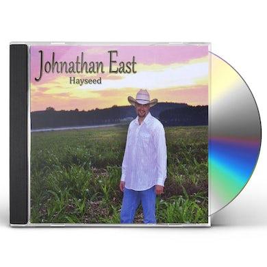 Johnathan East HAYSEED CD