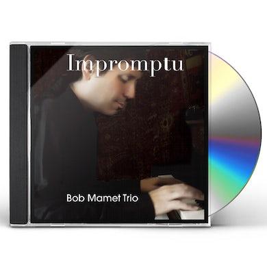 Bob Mamet IMPROMPTU CD