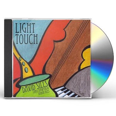 David Sills LIGHT TOUCH CD