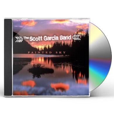 Scott Garcia PAINTED SKY CD