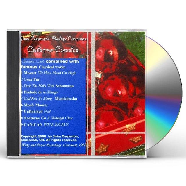 John Carpenter CHRISTMA-CLASSICS CD