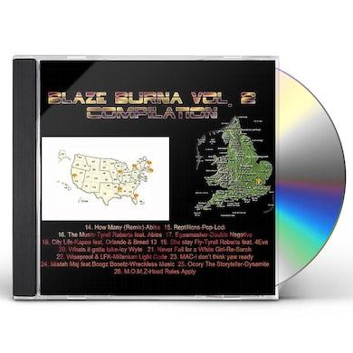 Blaze Burna 2 CD