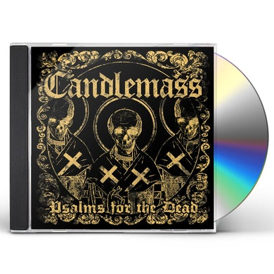 Candlemass PSALMS FOR THE DEAD CD