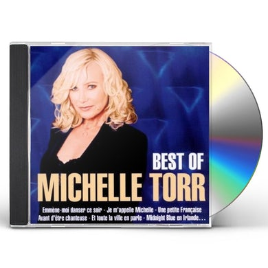 Michele Torr BEST OF CD