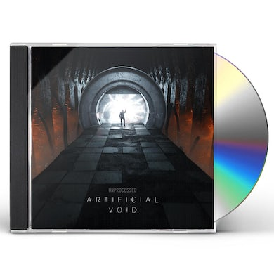 Unprocessed ARTIFICIAL VOID CD