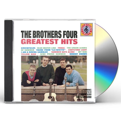 Brothers Four GREATEST HITS CD