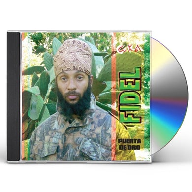 Fidel Nadal PUERTA DE ORO CD