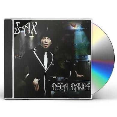 J.AX DECA DANCE CD