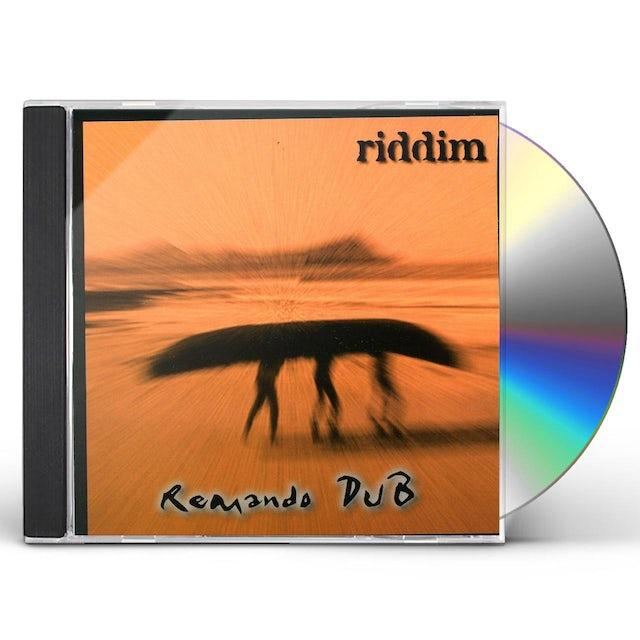 Riddim REMANDO DUB CD