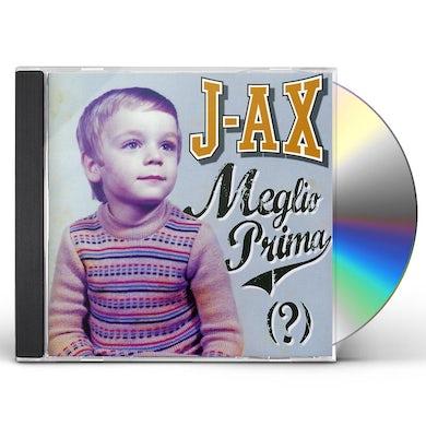 J.AX MEGLIO PRIMA CD