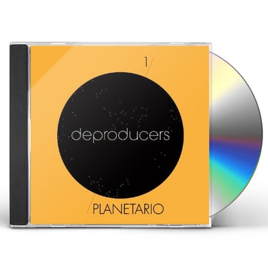 Deproducers PLANETARIO CD