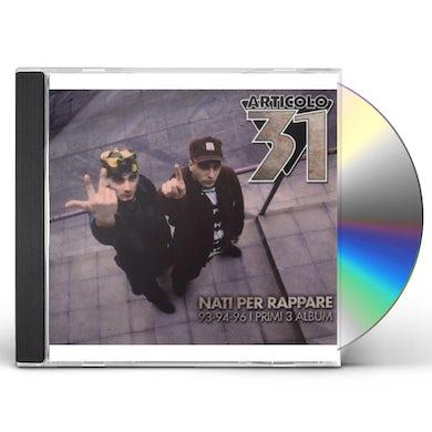 Articolo 31 NATI PER RAPPARE CD