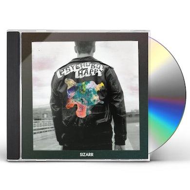 Sizarr PSYCHO BOY HAPPY CD