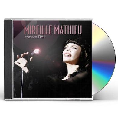 Mireille Mathieu CHANTE PIAF CD