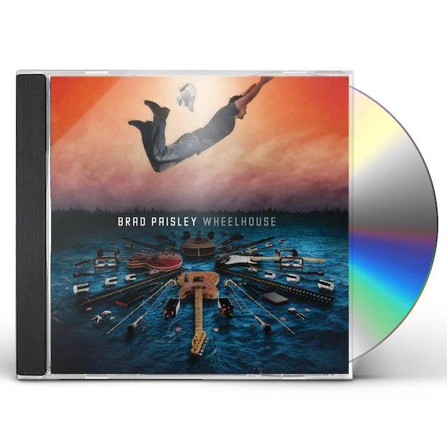 Brad Paisley WHEELHOUSE CD
