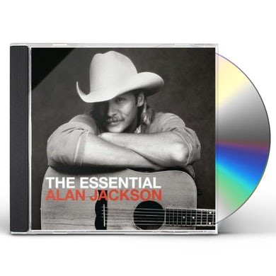 Alan Jackson ESSENTIAL CD