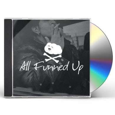Super Happy Fun Club ALL FUNNED UP CD