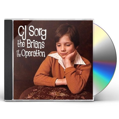 CJ Sorg BRIANS OF OPERATION CD