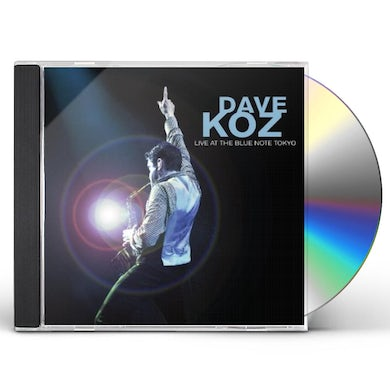 DAVE KOZ: LIVE AT THE BLUE NOTE TOKYO CD