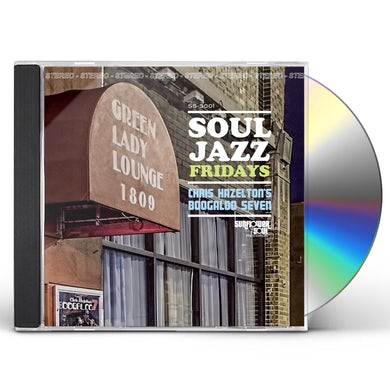 Chris Hazelton'S Boogaloo 7 SOUL JAZZ FRIDAYS CD
