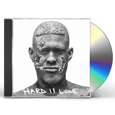 Usher HARD II LOVE CD