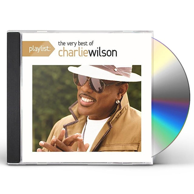PLAYLIST: THE VERY BEST OF CHARLIE WILSON CD