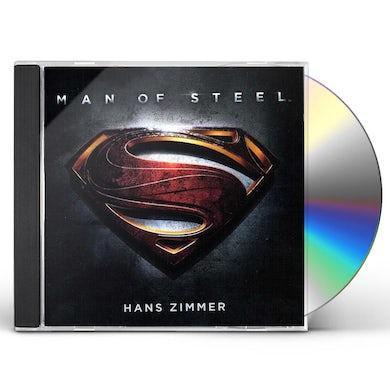 Hans Zimmer MAN OF STEEL CD