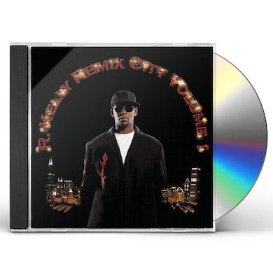 R. Kelly REMIX CITY 1 CD