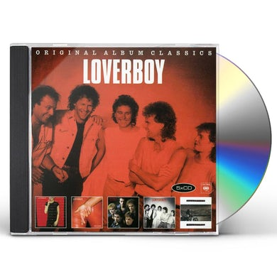 Loverboy ORIGINAL ALBUM CLASSICS CD
