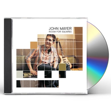 John Mayer ROOM FOR SQUARES CD
