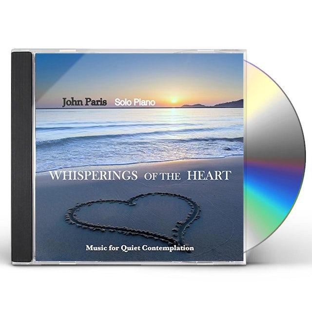 John Paris WHISPERINGS OF THE HEART CD