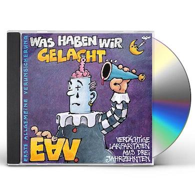WAS HABEN WIR GELACHT CD